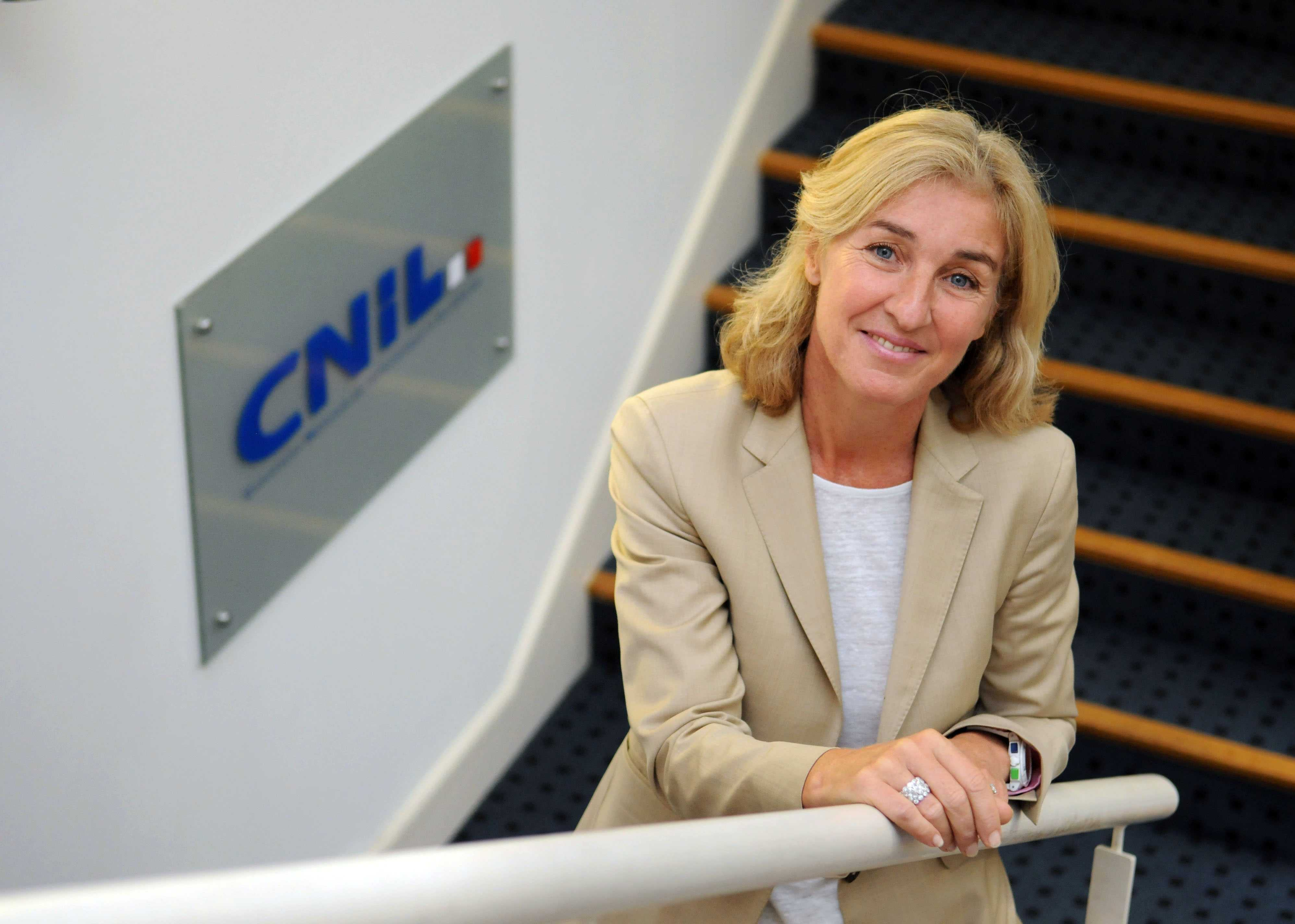 Isabelle Falque-Pierrotin, Chairman of CNIL