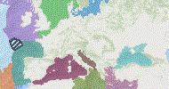 Mariene regio's van Europa
