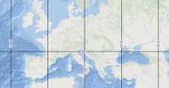 Geografische rasterlijnen