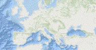 Anomalies de la concentration de chlorophylle