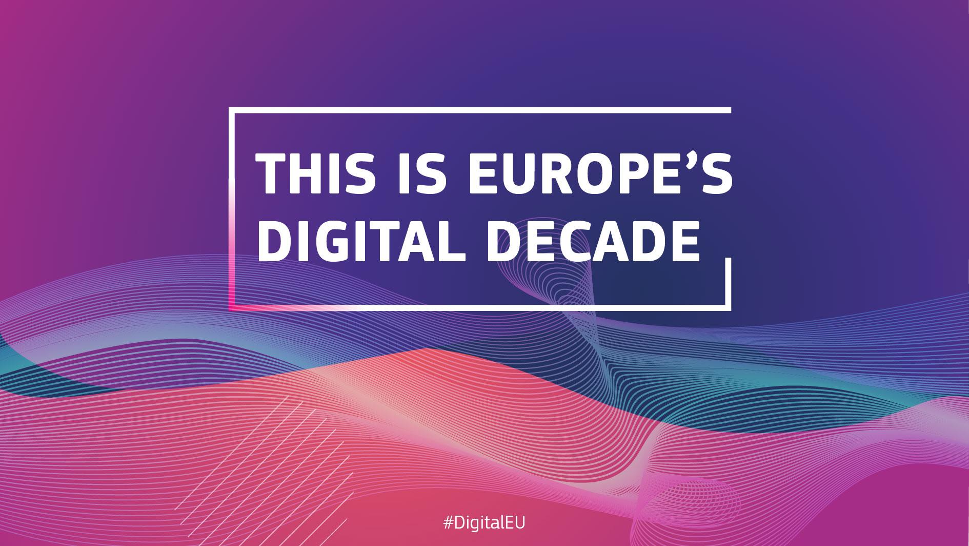 Digital Decade logo
