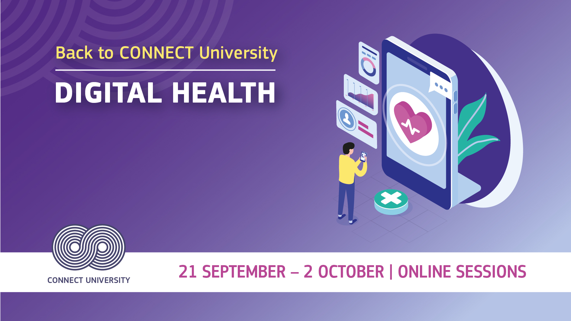 digital health visual - role of technology in revolutionasing health industry
