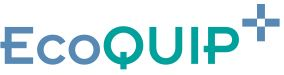 Logo of the EU funded Ecoquip plus project