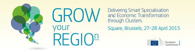 GROW your REGIOn:Delivering Smart Specialisation and Economic Transformation through Clusters