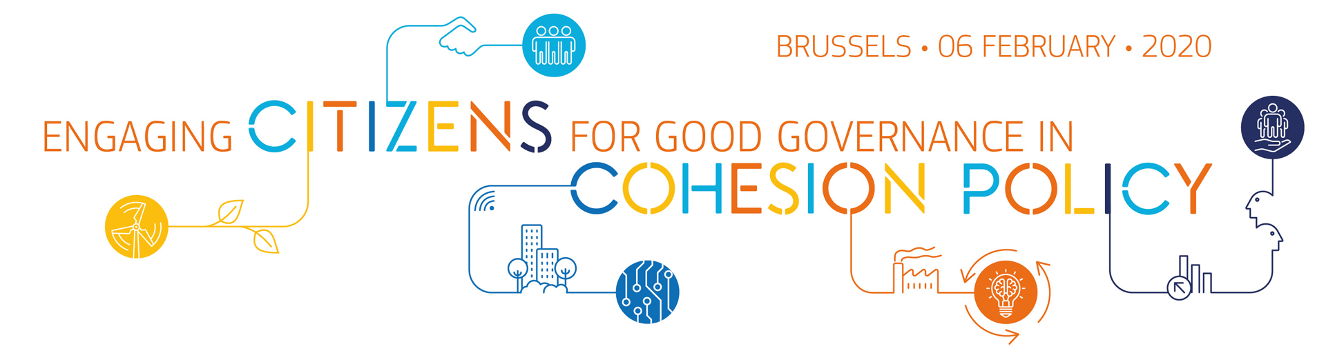 """High-level conference """"Engaging citizens for good governance in Cohesion Policy"""""""