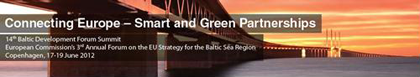 European Commission's 3rd Annual Forum on the EU Strategy for the Baltic Sea Region