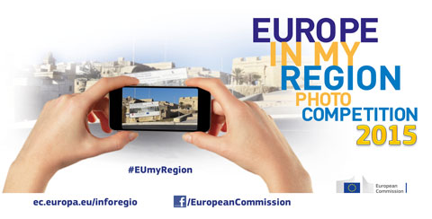 Check out the 3 winning entries of the 2015 edition of the Europe in My Region photo competition!