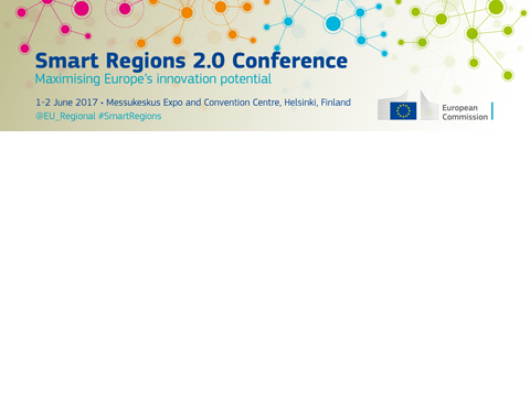 the second edition of the high level smart regions event due to take place this 1 2 june in helsinki will provide the opportunity to national and regional