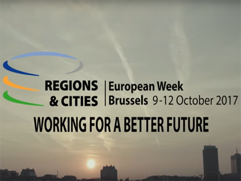 Welcome to the 15th European Week of Regions and Cities!