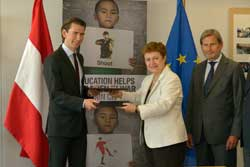 Children of Peace Initiative: Lasting legacy of the EU Nobel Peace Prize