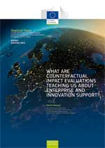 Regional Focus paper on Counterfactual Impact Evaluations now available online