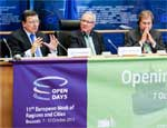 The kick-off of the OPEN DAYS  in pictures