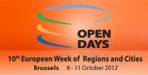 OPEN DAYS 2012 – Europe's regions join the call for a strong Cohesion Policy as Europe's growth fund.