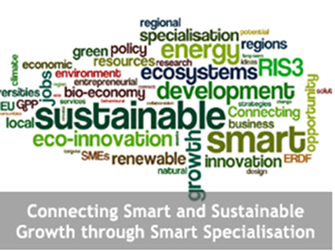 Connecting smart and sustainable growth