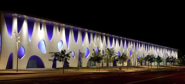 Sleek new exhibition centre in Barcelona now open ©Sleek new exhibition centre in Barcelona now open