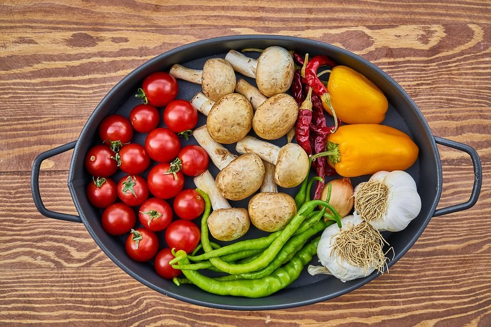 The BioCanteens project is spreading the message about the importance of cooking with locally grown, organic food, starting in school canteens. ©Creative Commons