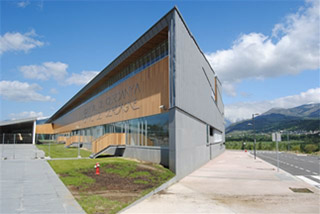 The cross-border Hospital of Cerdanya ©The cross-border Hospital of Cerdanya
