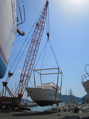 Project Serena, a Franco-Italian collaboration, boosts the shipping and boating sector and highlights  key expertise pinpointed for the future ©La Spezia Province photographic archive