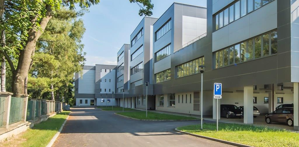 The Martin Biomedical Centre in Martin consists of two interconnected buildings equipped with laboratory facilities, a modern interdisciplinary animal house, and an ITC technology platform. ©BioMed Martin