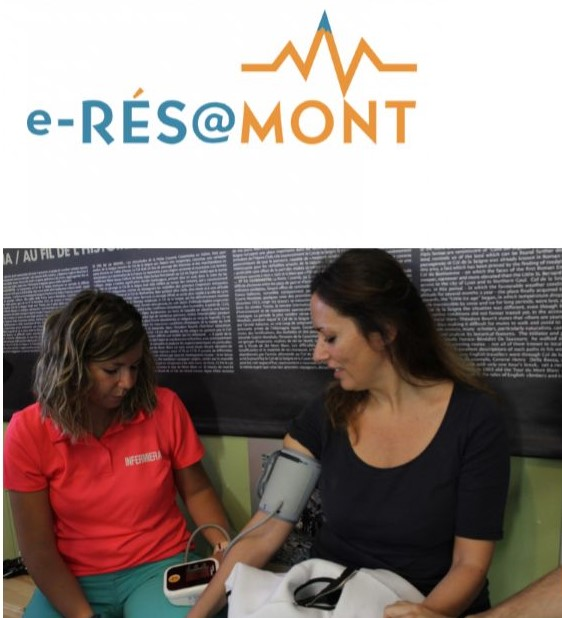 eRes@mont is aimed at meeting the healthcare needs of people who live, work and spend leisure time in high-altitude areas. ©e-Res@mont