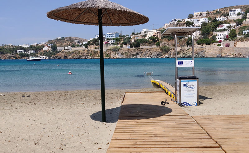 ERMIS II – Obstacle-free tourism for everyone in Cyprus. ©Cyprus Paraplegic Organisation/Dimitris Lambrianides (2019)