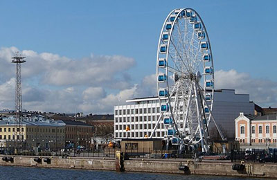 Panorama of Helsinki ©Creative Commons