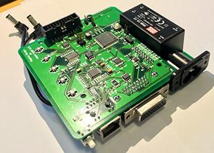 Smart Innovation helped Logos Logit get its chipset to market. ©Scion DTU A/S