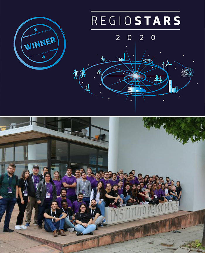The ESA Portugal Space Solutions Centre, based at the Instituto Pedro Nunes in Coimbra, promotes the use of space technologies to solve problems here on earth. ©ESA-BIC-Portugal