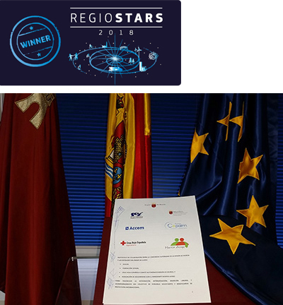 Coordinating labour integration and social inclusion of refugees ©Regional Employment and Training Service (SEF) Murcia