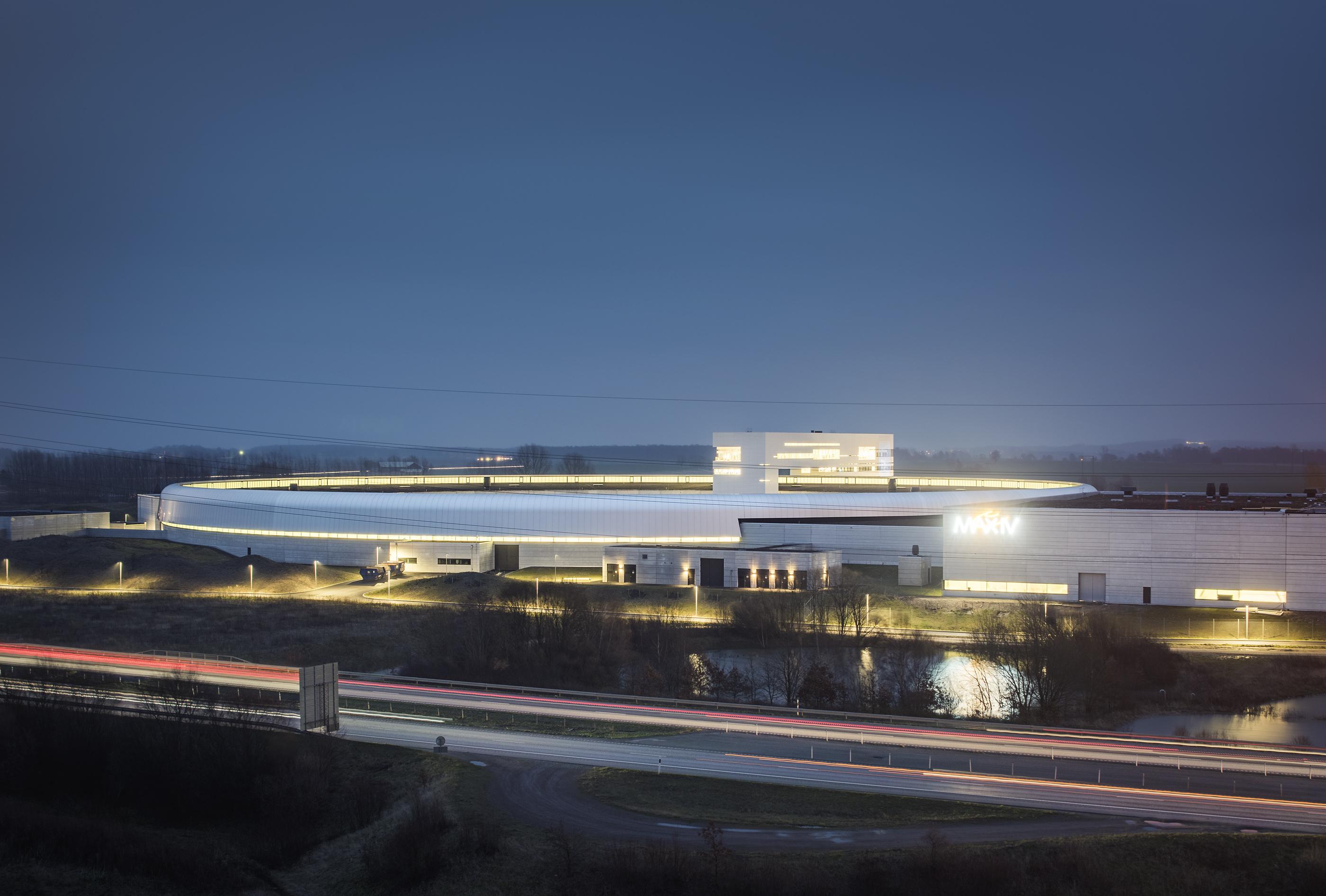 MAX IV research facility ©Eskil Mårtensson