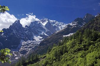 Alpine scenery  ©Creative commons