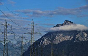 Electricity pylon ©Creative Commons