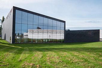 The Seinäjoki public library, Finland – a pioneer in digital services ©Nièvre Numérique