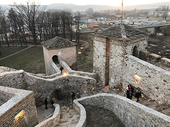The Fortress of Kale in the City of Pirot, Serbia ©Aleksander Ciric and Deyan Dimitrov