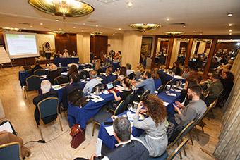 HarmoNIA First Stakeholder meeting, Athens, April 20, 2018 ©Pavlos Pavlidis