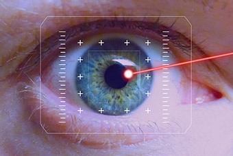 The RECALT project, based in Timisoara, Romania, offers free medical services and laser surgeries to treat a range of eye diseases and is unique to the Romania-Serbia cross-border region ©CC0 Creative Commons