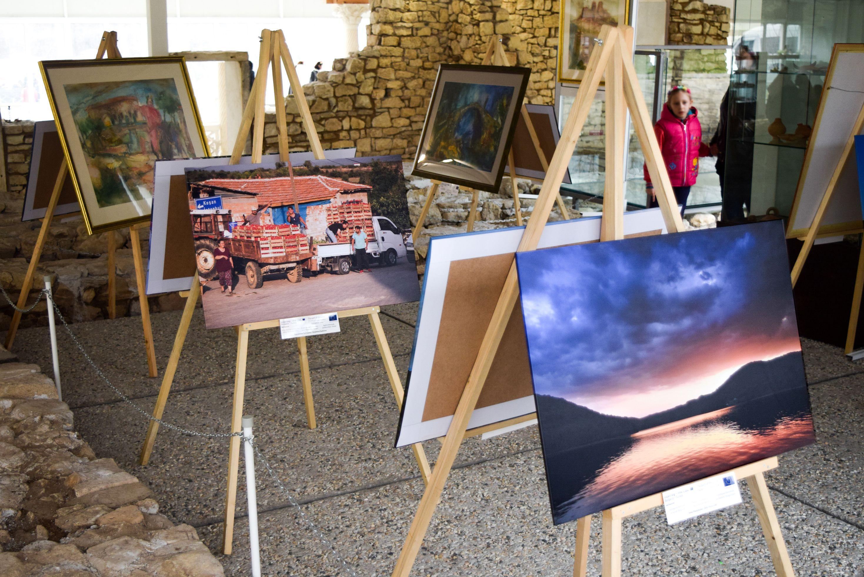 Exhibition in Ivaylovgrad, Bulgaria 17-18 March 2018 ©Tihomir Delchev