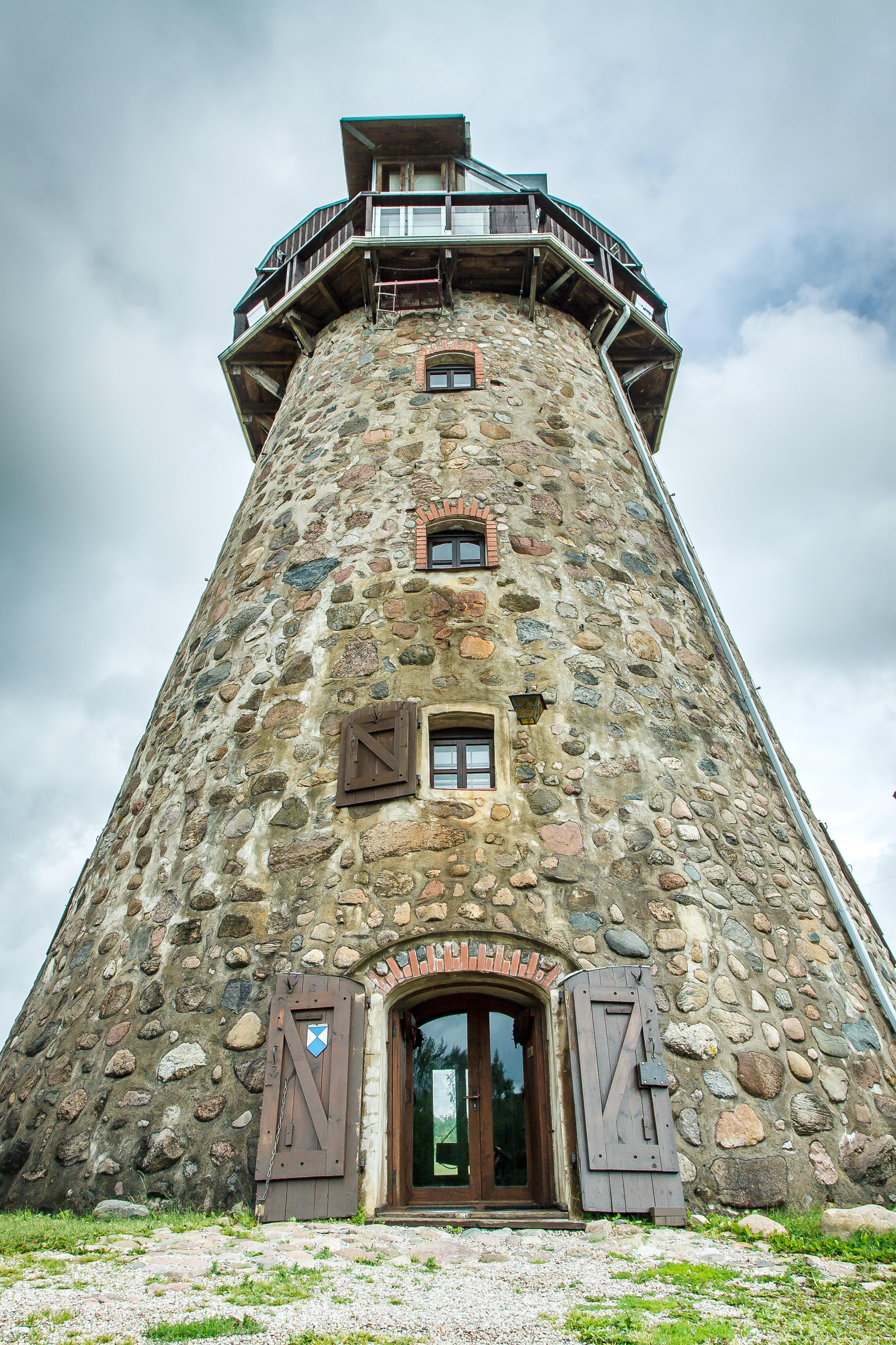 Valdgale windmill ©Kurzeme planning region, Ivars Salmanis