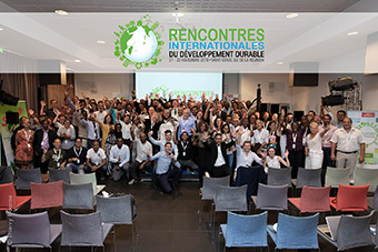 Delegation of the International Business Forum on Sustainable Development, which met from 21 to 23 November 2018 in Réunion ©Club Export Réunion