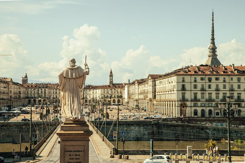 The aim of the project was to increase the appeal of the Piedmont-Savoy cross-border area by enhancing the tourism value of three museums in the cities of Turin (in the photo) and Chambéry. ©CC0 Creative Commons