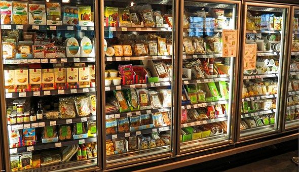 The Terafood project aims to create a prototype sensor to inspect the freshness of a packaged food product in real time. ©Creative Commons