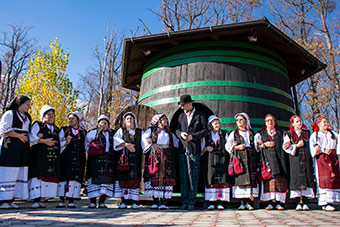 The Becharac and Ganga project set up a cultural tourist route based on two regional folk songs from Croatia and Bosnia and Herzegovina. ©Ministry of Regional Development and EU funds of the Republic of Croatia