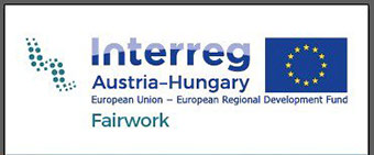 Poster of the Fairwork project. ©ÖGB LO Burgenland