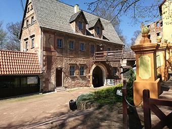 The renovation of the Grodno medieval castle has improved the site's tourist appeal and created opportunities for the local community. ©Urząd Marszałkowski Województwa Dolnośląskiego (2018)