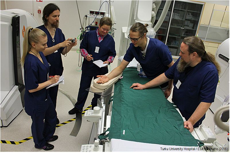 The YSI project has helped two university hospitals in Finland introduce innovative practices to their administrative and clinical work. ©YSI: University Hospitals as Innovation Platforms