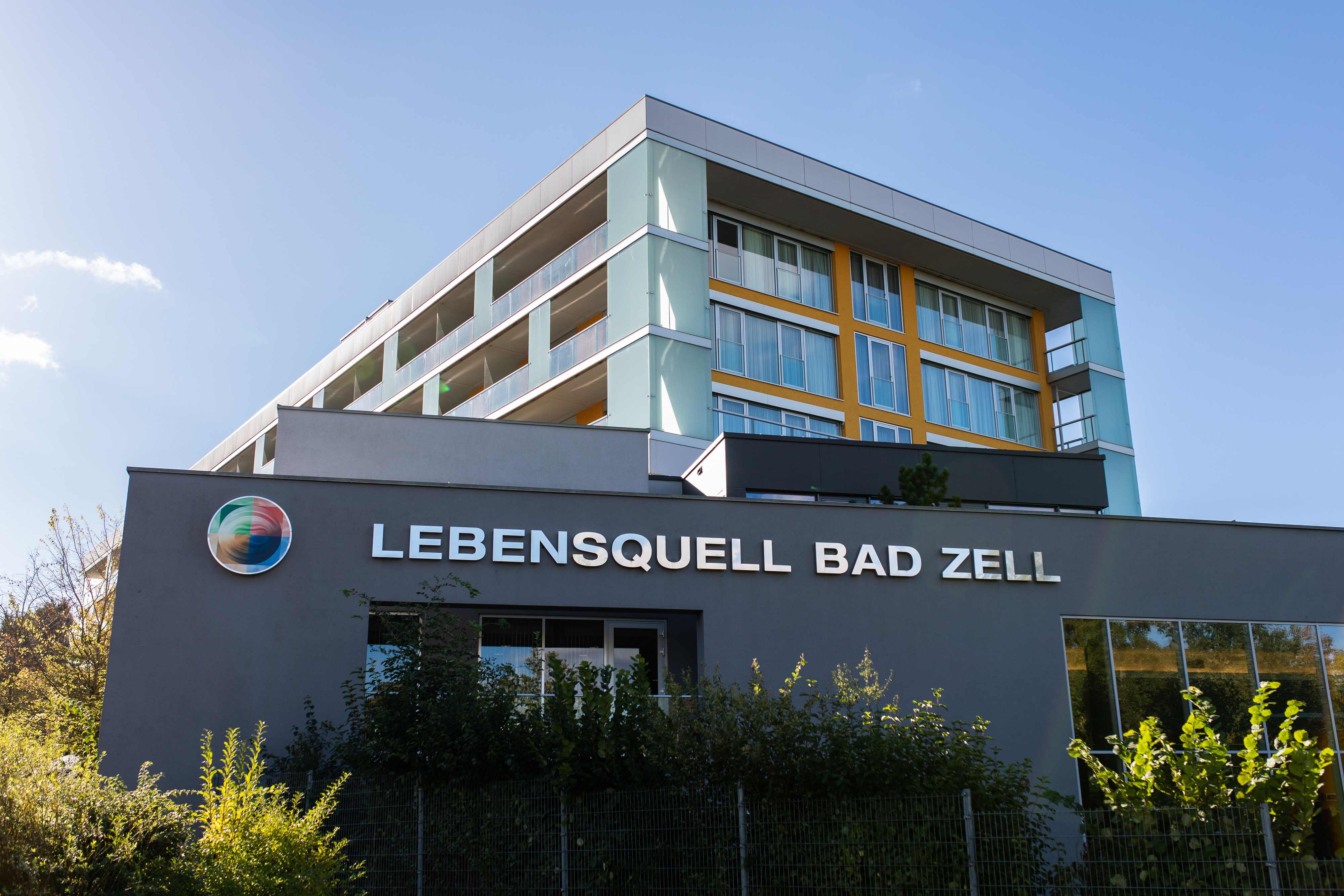 The Hotel Lebensquell health resort in Bad Zell, in Austria's Oberösterreich region, expanded and improve its facilities. ©ÖROK/APA-Fotoservice/Greindl
