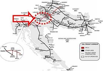 Dogradnje Na Dionici Hrvatski Leskovac Karlovac Hrvatske Pruge Zagreb Rijeka Projekti Regionalna Politika Europska Komisija