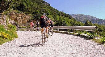 The project consists of continuing the development of the ViaRhôna cycle route. ©Creative Commons