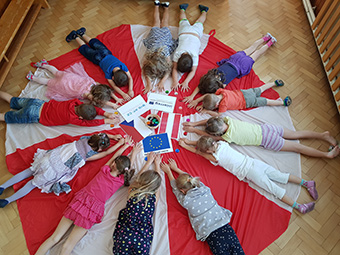 The BIG (ATCZ5) project promoted multilingual language learning for kindergarten and elementary school children in the Austria-Czechia cross-border region ©Office of the Lower Austrian Government, Dep Kindergarten (2017)