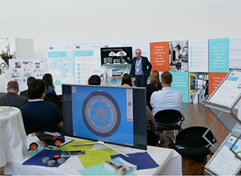 The IBH-Lab KMUdigital project is promoting digital industrialisation and technology transformation ©IBH-LAB KMUDIGITAL